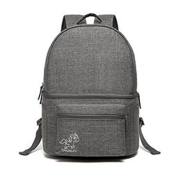 Colorland Lacey Chic Breast Pump Backpack with Insulated Com