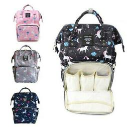 LAND-QUEEN Mummy Maternity Nappy Diaper Bag Large Capacity B