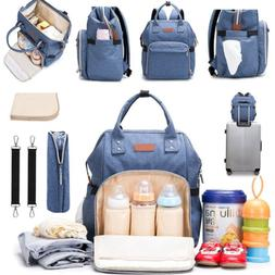 Large Diaper Bag Backpack Ergo Queen Multifunction Travel Ma