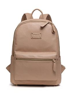 Colorland leather diaper bag backpack. Our vegan leather dia