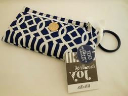 Mud Pie Lil Biter Bangle Bag, Navy
