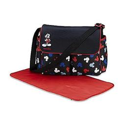 Mickey Mouse Baby Boy Girl Diaper Bag Travel Tote Organizer
