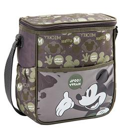 """Disney Mickey Mouse Small Insulated Diaper Bag 10"""" x 8"""" x 5"""""""
