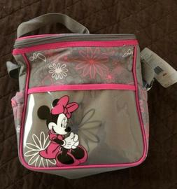 Disney Minnie Mouse Mini Diaper Bag, With Tags