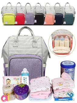 Mommy Maternity Baby Diaper Bag Large Capacity Mom Backpack