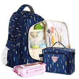 multi function backpack diaper nappy