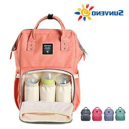 Sunveno Multifunctional Baby Diaper Backpack Mommy Backpack