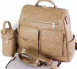 NEW!! EllaDane Multifunctional Chic Diaper Backpack /Messeng
