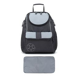 Unisex Multifunctional Baby Diaper Bag Backpack with Changin