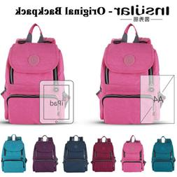 Multifunctional Mummy Backpack Maternity Baby Diaper Nappy B