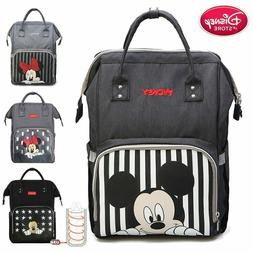 mummy diaper bag mickey mouse backpack maternity