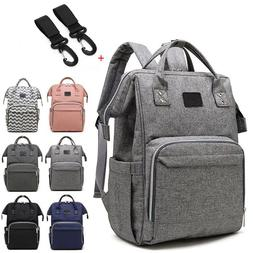 Nappy Backpack <font><b>Bag</b></font> Mummy Large Capacity