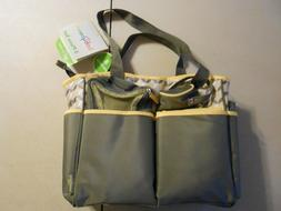 New Baby Boom 5 Piece All In One Tote Diaper Bag Set