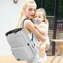 ONSON New Diaper Bag Backpack Baby Travel Large Pack Mummy B