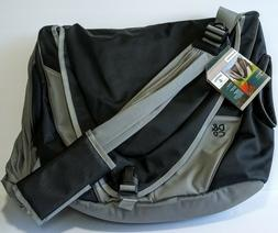 New Daddy and Company Diaper Messenger Bag Dad Stylish Large