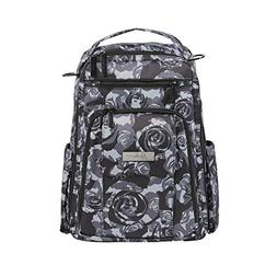 Ju Ju Be Onyx Be Right Back Backpack Baby Diaper Bag Black P