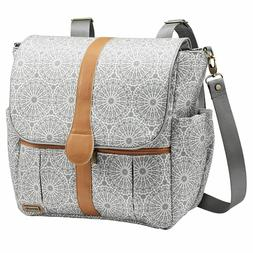 JJ Cole - Papago Pack Diaper Bag, Gender Neutral Large Capac