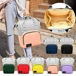 Patchwork Color Mommy Diaper Bag Maternity Nappy Bags Mother