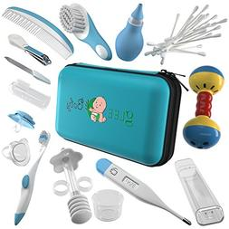 32 Pieces Baby Grooming Kit | 100% Safe Health Care Pack | M