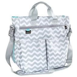 Premium Diaper Bag by Liname with BONUS Changing Pad & eBook