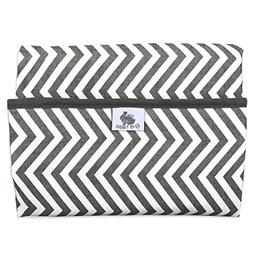 Quick Fold Diaper Changing Pad by Little Grey Rabbit | Baby
