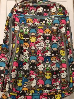 Sanrio jujube Hello Friends Be Right Back Bag Backpack Limit