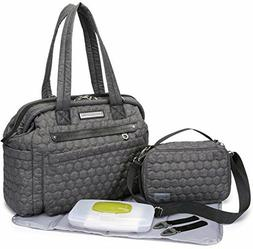 SoHo Collections, Union Square Diaper Bag 7 pieces Tote Bag