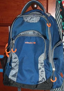 New Columbia Summit Rush Backpack Diaper Bag - Navy Model:19
