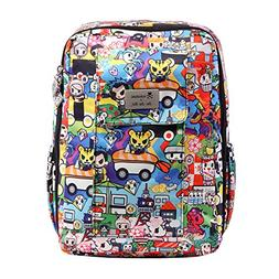 Ju-Ju-Be Tokidoki Collection MiniBe Small Backpack, Sushi Ca