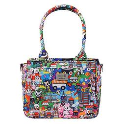 Ju-Ju-Be Tokidoki Collection Be Sassy Structured Handbag Dia