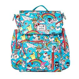 Ju-Ju-Be Tokidoki Collection Be Sporty Backpack Diaper Bag,
