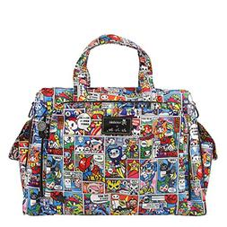 Ju-Ju-Be Tokidoki Collection Super Toki Diaper Bag, Be Prepa
