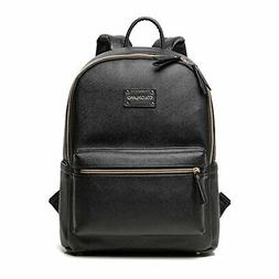 Colorland Vegan Leather Diaper Bag Backpack. Crafted for The