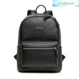 Colorland Vegan Leather Diaper Bag Backpack. Our Backpack wa