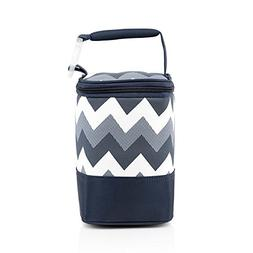 Colorland Victoria Insulated Portable Cooler Bag with Buckle