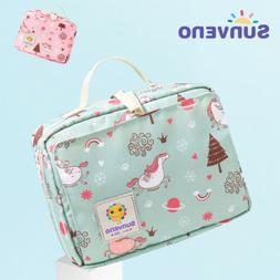 waterproof diaper bag reusable washable baby organizer