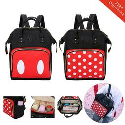Women Bag Mummy Diaper Bag Nappy Backpack Maternity Large Ca
