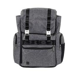 JuJuBe Hatch Durable Traveler/Diaper Dad Bag, XY Collection